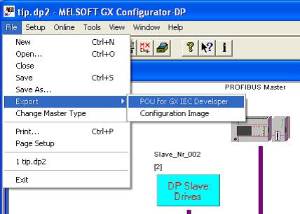 Gx configurator dp manual